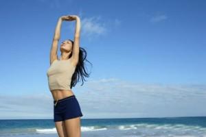 Alimentazione e trucchi per sentirsi in forma