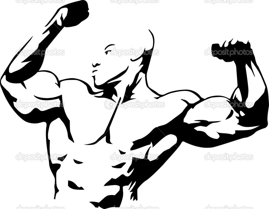 Crescita muscolare come accelerare i risultati nel body - Musculation dessin ...