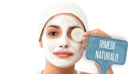 rimedi casalinghi per la pelle del viso