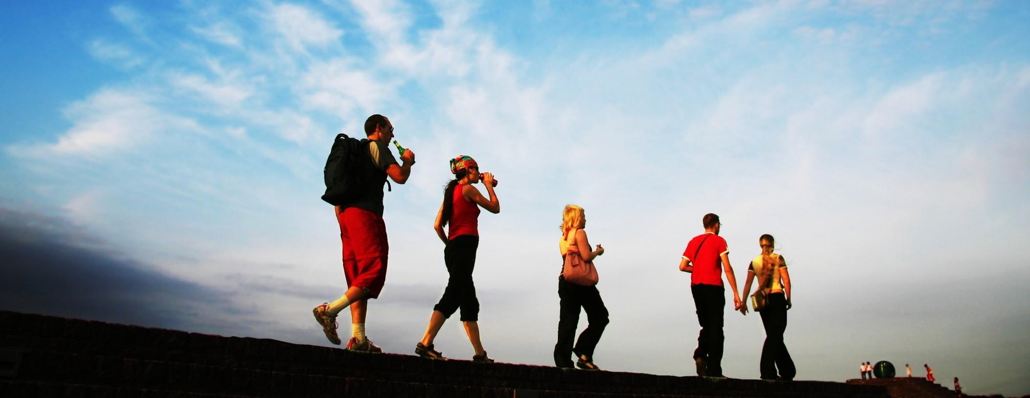 walking e non jogging per dimagrire