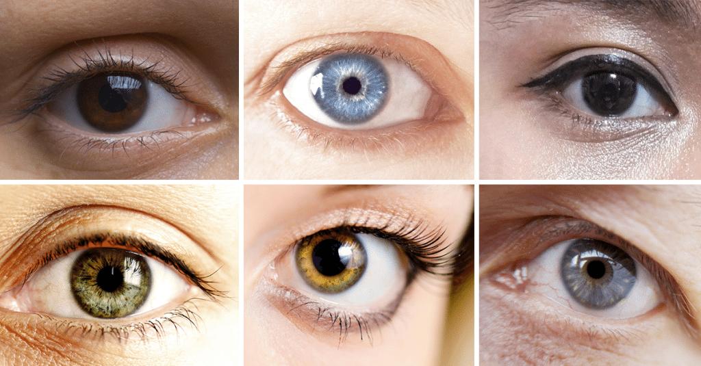 retail prices factory price top fashion Cronache dell'Età Post-umana: Colore degli occhi e personalità
