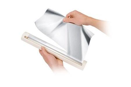 Fogli di alluminio, mille modi per usarlo