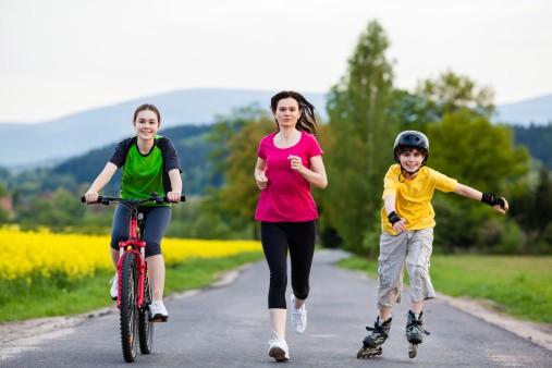 Adolescenti, l'importanza dell'esercizio fisico