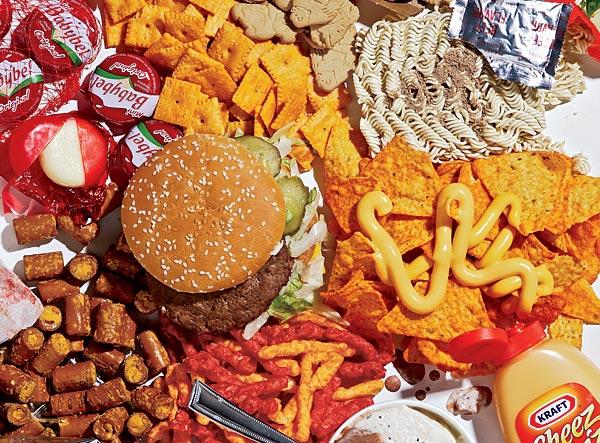 Obesità, non è solo colpa del cibo spazzatura