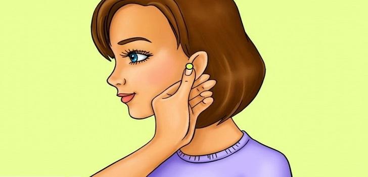 Perdere peso con la digitopressione dell'orecchio
