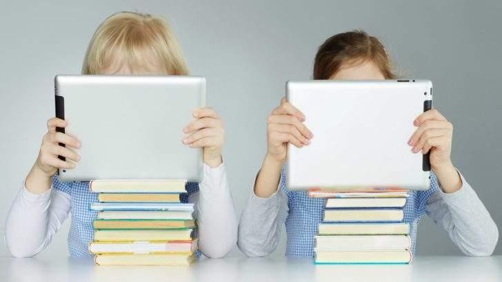 Bambini e tecnologia: occhio a non esagerare