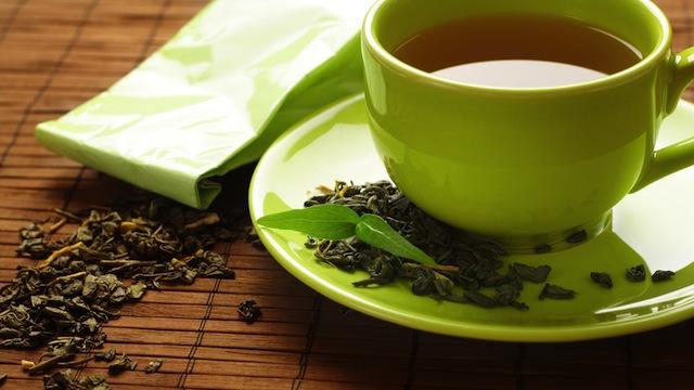 Tè verde per accelerare il metabolismo