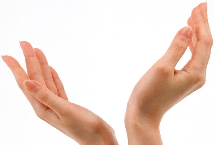 Palmo delle mani e personalità